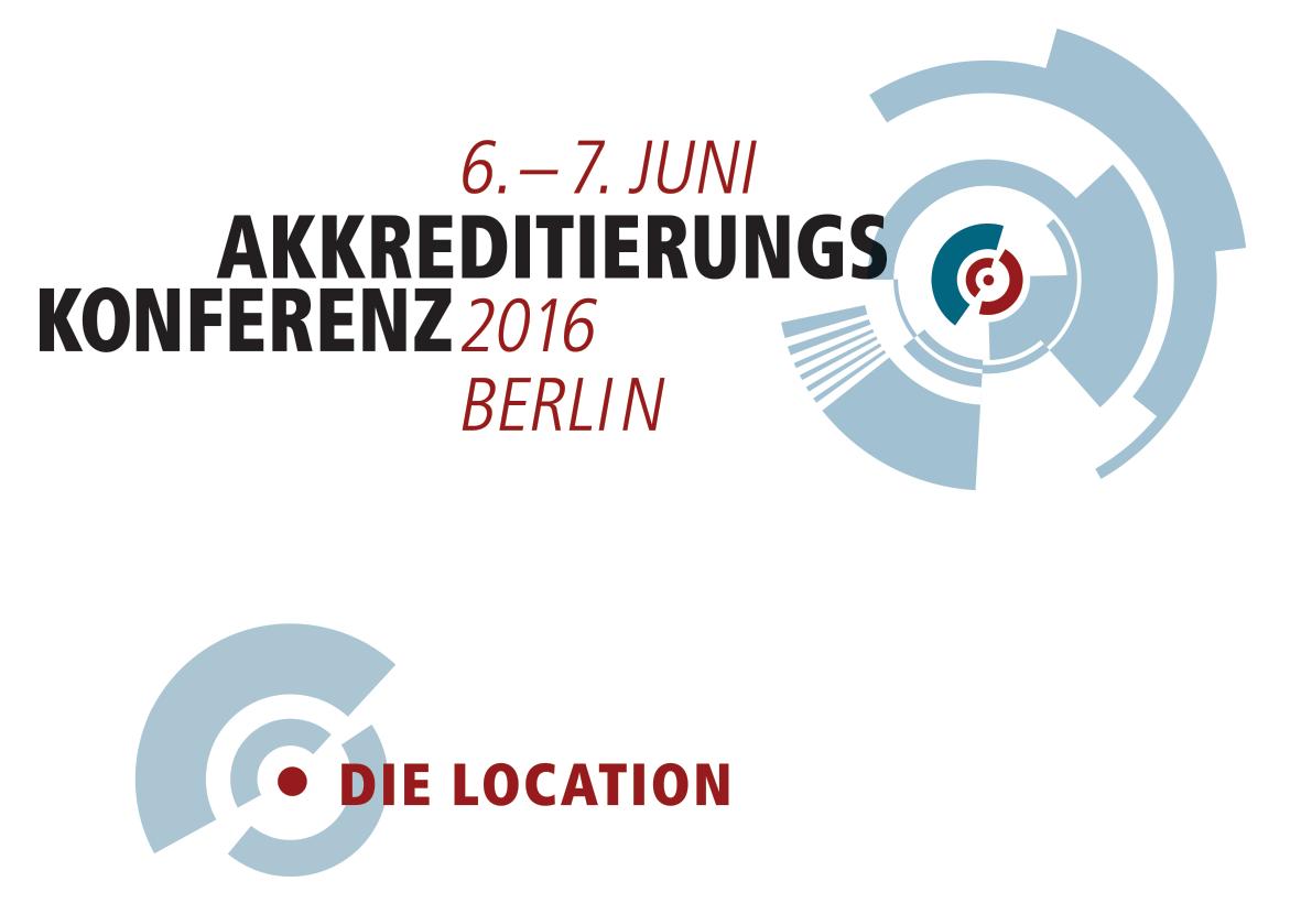 Wort-Bild-Marke und reduziertes Logo für Akkreditierungskonferenz