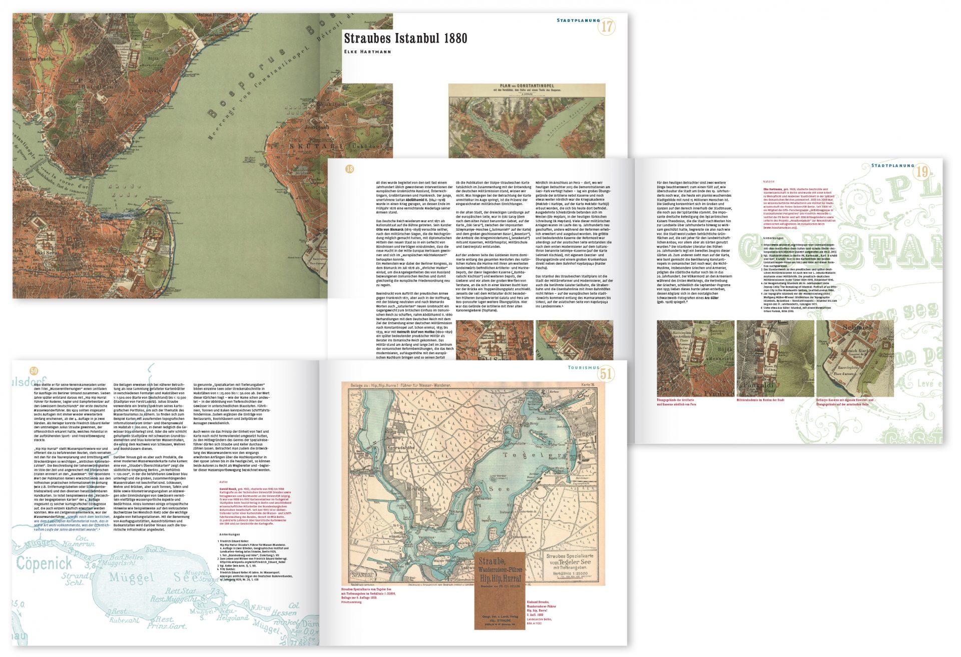 Layout Katalog zur Ausstellung - Typoly