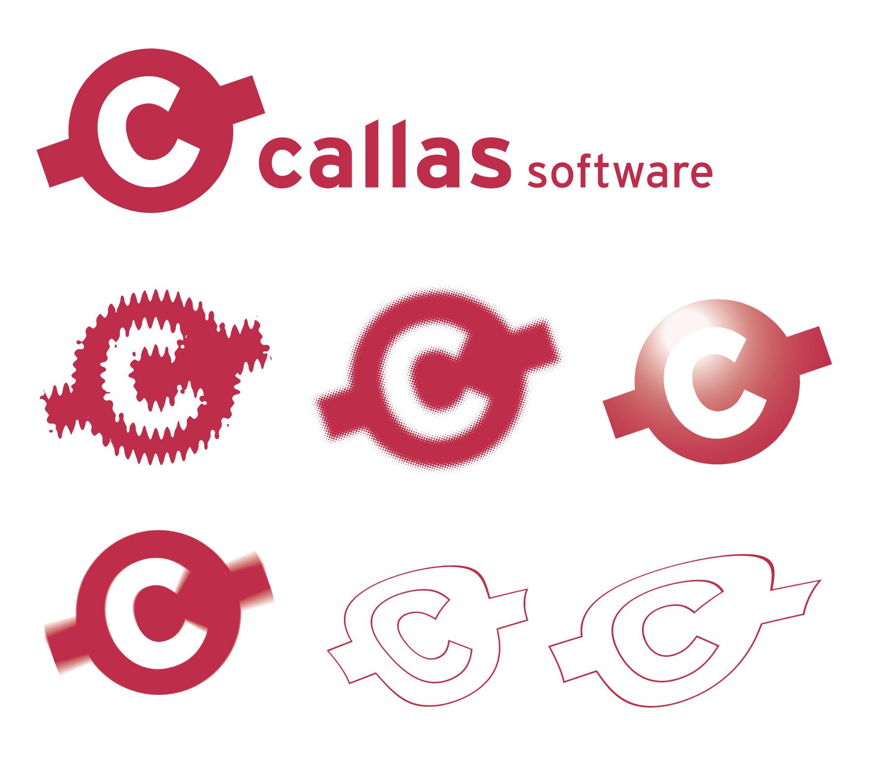Varianten eines Logos