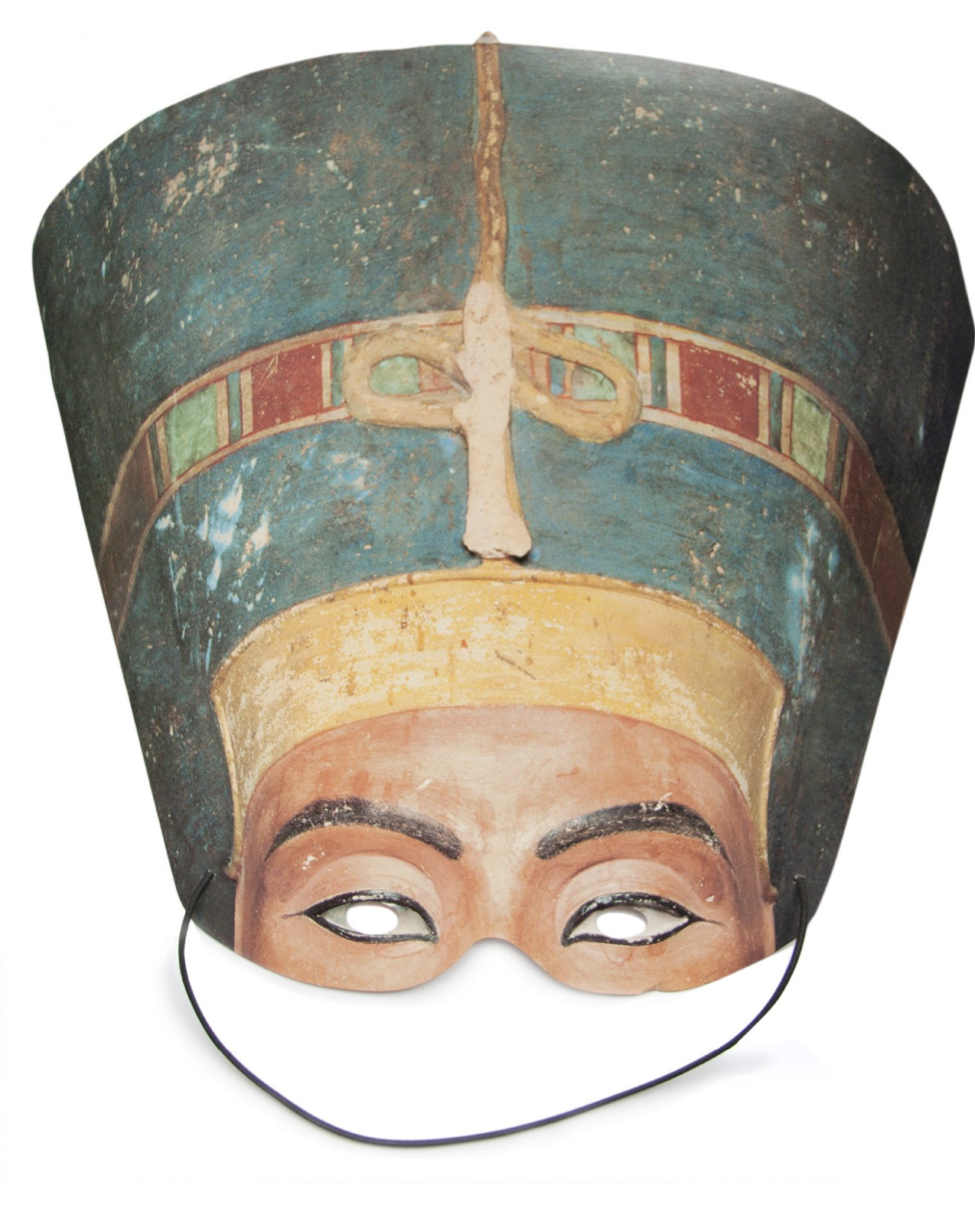 Maske für Museums-Shop - Typoly