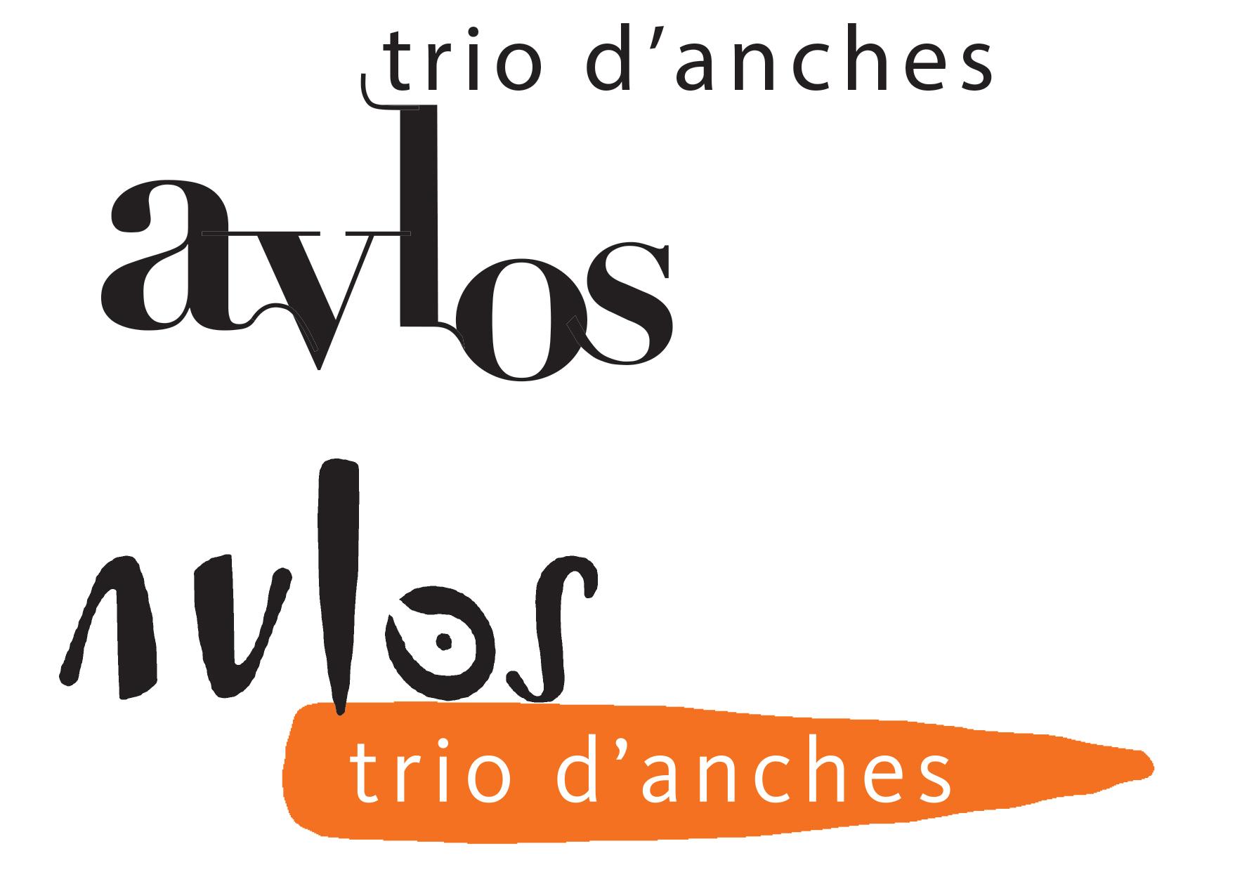 Logoentwürfe Avlos - Typoly