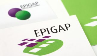 corporatedesign-epigap-logo-copyright-typoly