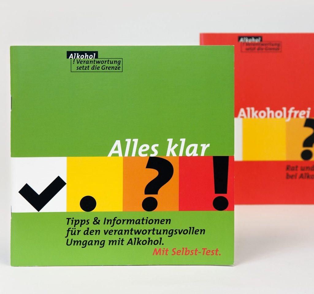 Editorial Design - BZgA - Bundeszentrale für gesundheitliche Aufklärung
