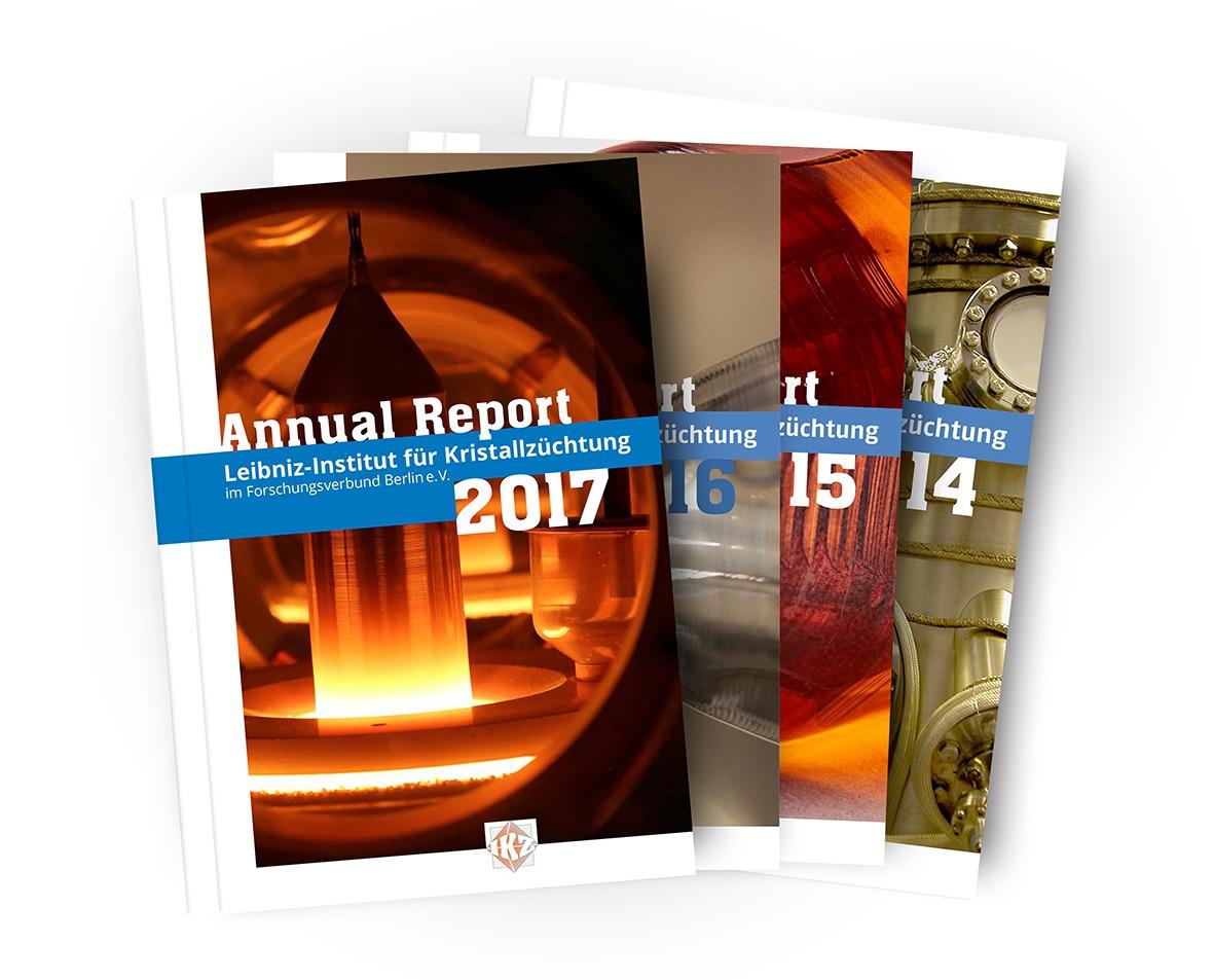 Jahresberichte Layout Titelseiten - Typoly