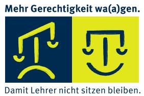 """Logo für Kampagne """"Gerechtigkeit wa(a)gen"""" - Typoly"""