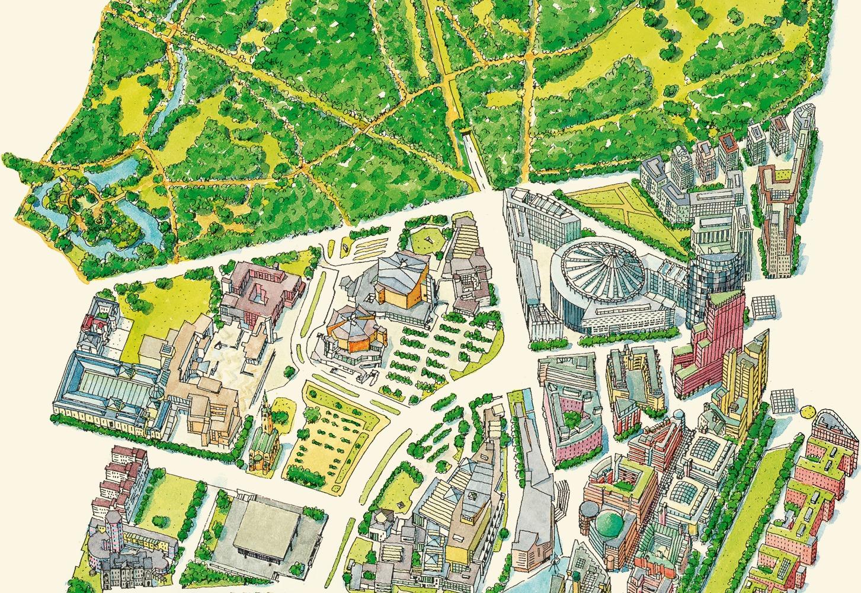 Pläne Edition Panorama Berlin - Typoly