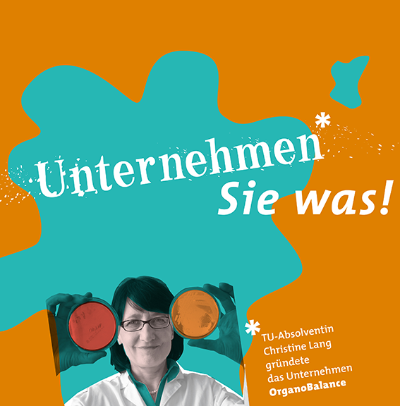Plakate - Technische Universität Berlin - Unternehmen Sie was!