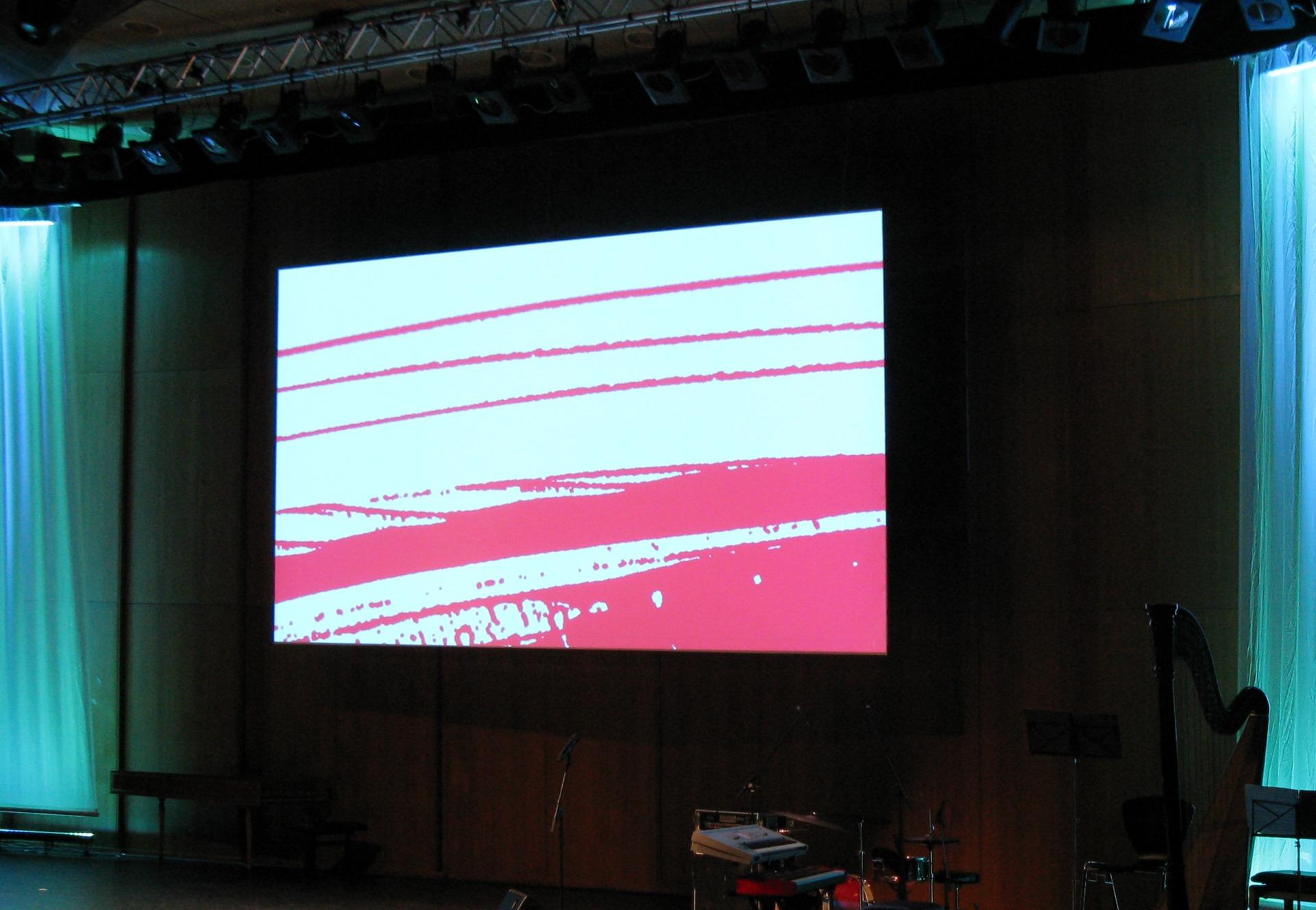 Bühnenanimation GDV-Versammlung - Typoly