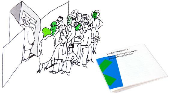 Ausstellungsdesign - Vademecum - Typoly