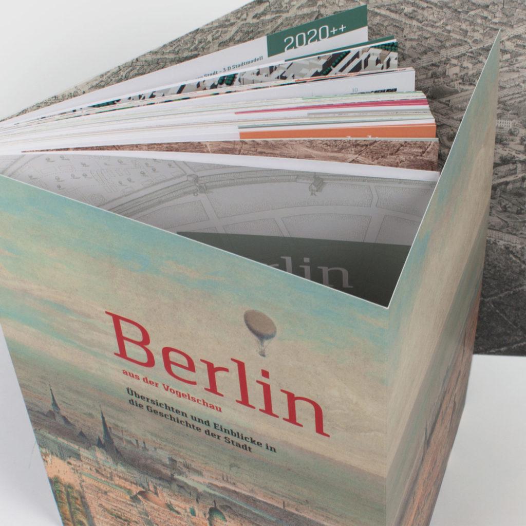 Editorial Design - Edition Panorama Berlin