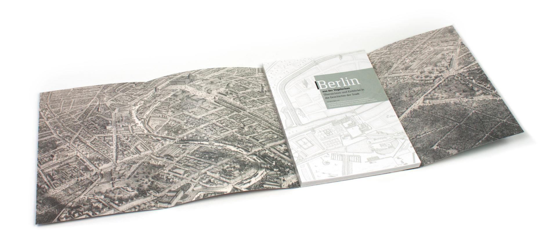 Design Buchumschlag Vogelschaubuch