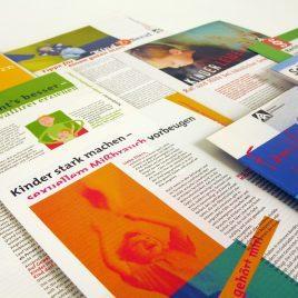 Editorial Design - ANE Elternbriefe - Erziehungsberatung