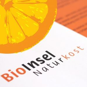 Corporate Design - BioInsel Naturkost