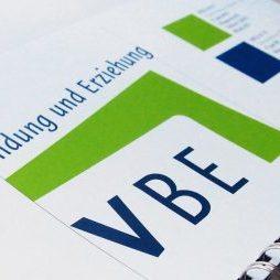 Corporate Design - VBE Verband Bildung und Erziehung
