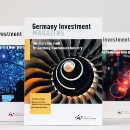 Editorial Design - Germany Trade & Invest