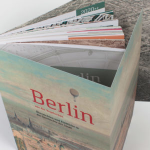 Editorial Design - Edition Panorama Berlin