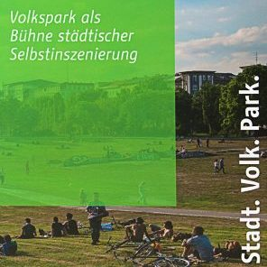 Editorial Design - Stadt Volk Park