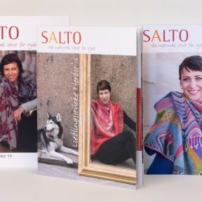 Editorial Design - Salto Modevertrieb Produktkataloge