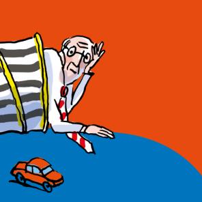 Illustration - Ein frischgebackener Vater erzählt
