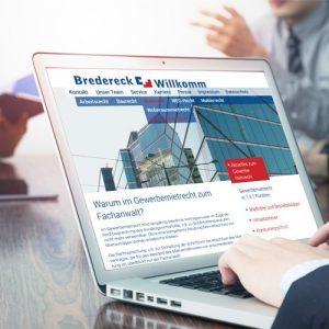 Webseiten Bredereck Willkomm